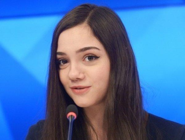 Евгения Медведева впервые вышла на связь после скандала