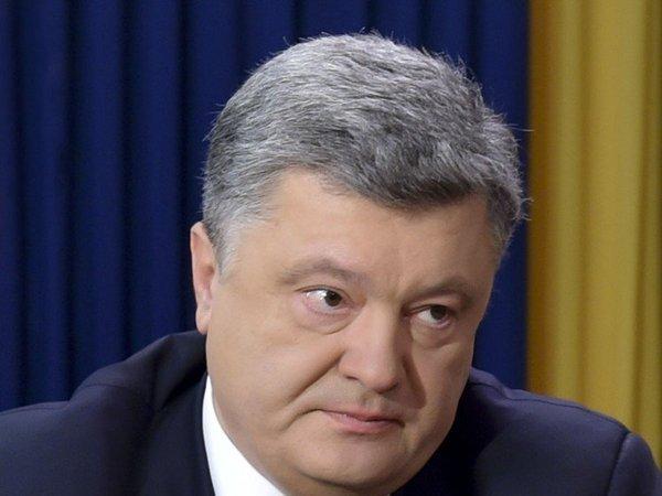 Порошенко назвал число российских солдат, якобы воюющих на Донбассе