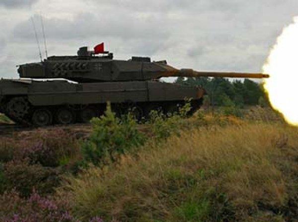 """Германия возрождает легендарные танки для """"сдерживания России"""""""