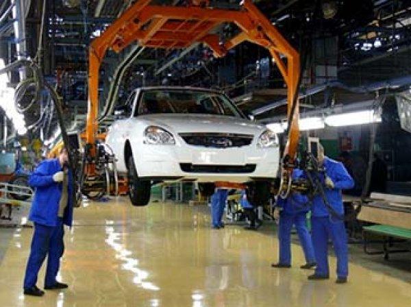 «АвтоВАЗ» снимает с производства Lada Priora, Kalina и Granta