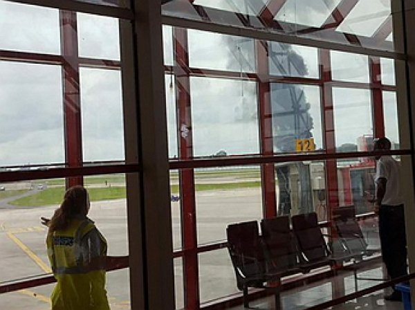На Кубе разбился пассажирский самолёт: есть выжившие