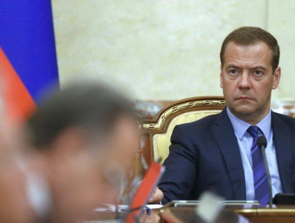 Медведев предложил кандидатуры вице-премьеров  в новое правительство