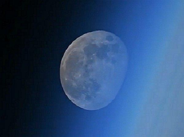 На YouTube появилось видео «исчезающей» Луны