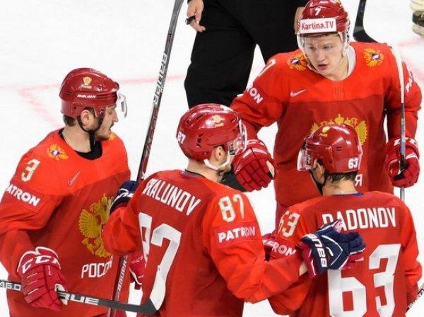 Хоккей, Россия - Австрия: счет 7:0, обзор матча от 06.05.2018, видео голов, результат ЧМ-2018 (ВИДЕО)
