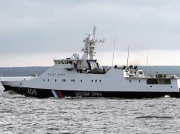 Пограничники задержали в Крыму украинское рыболовецкое судно