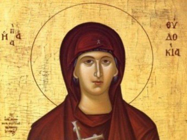 Какой сегодня праздник: 30 мая 2018 отмечается церковный праздник Евдокия Свистунья