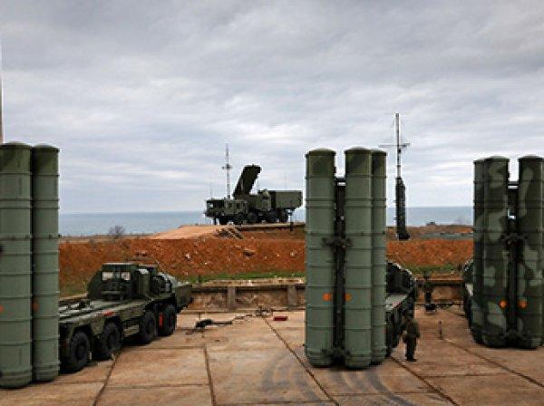 Американские СМИ сообщили об успешных испытаниях российского комплекса С-500