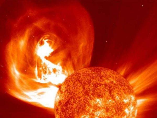 Ученые: катастрофа на Солнце убьет все живое на Земле