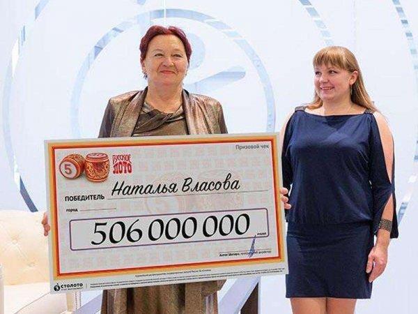 Пенсионерка из Воронежа, выигравшая 506 млн, оплатила лечение больному раком соседу
