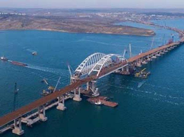 В Крыму назвали смешными заявления Украины о проблемах Крымского моста