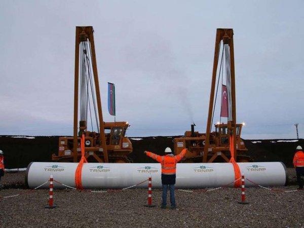 Турция запустит газопровод в обход РФ в День России