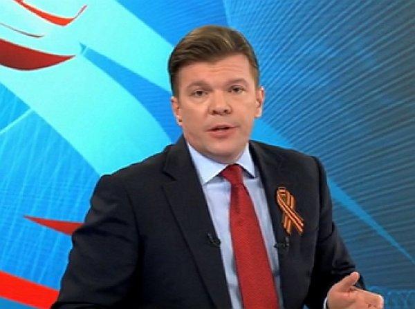 """Телеведущий Первого канала о """"майских указах"""": в России живут веселее, но короче"""