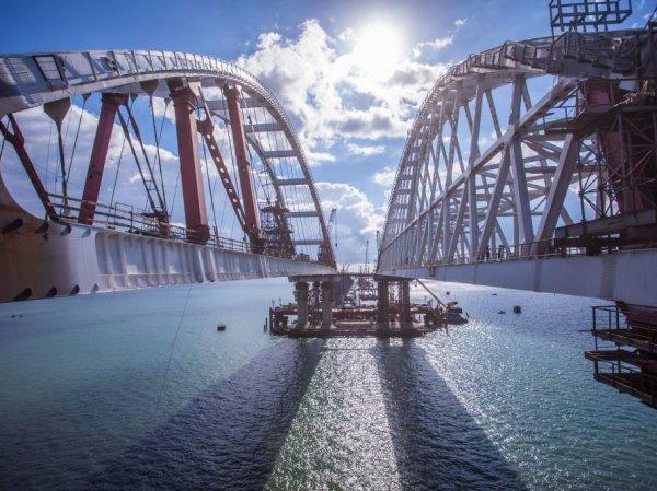 Порошенко поделился планами Украины на Крымский мост