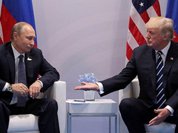 Скорая встреча Путина и Трампа напугала Великобританию