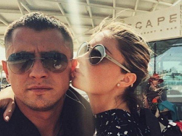 Атага Муцениеце и Павел Прилучный снова вместе