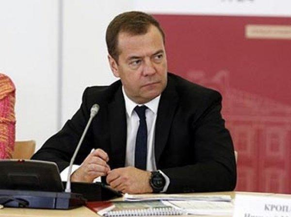 Медведев предложил компенсировать из бюджета путевки иностранцам в Россию