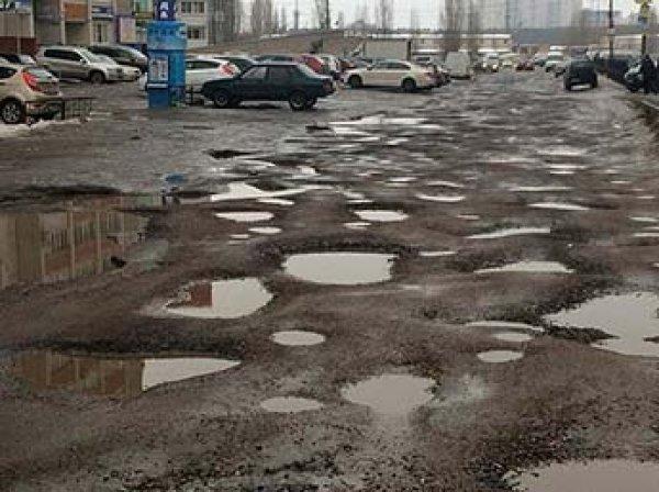 Россия не попала в ТОП-10 стран с самыми плохими дорогами