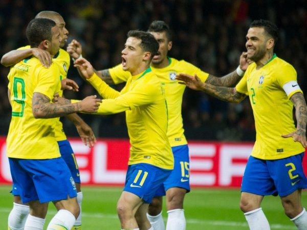 Бразилия – Коста-Рика 22 июня 2018: онлайн трансляция, где смотреть матч ЧМ, прогноз (ВИДЕО)