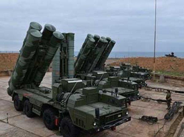 Эрдоган пригрозил использовать российские ЗРК С-400