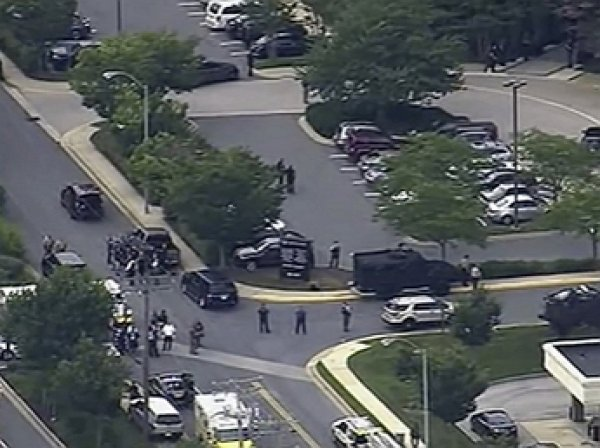 Жертвами стрельбы в американском издании Capital Gazette стали 6 человек