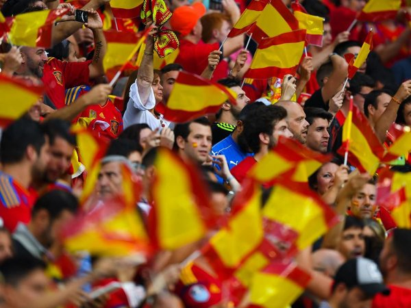 Сборная Испании останется без поддержки своих фанатов в матче с Россией из-за цен на билеты