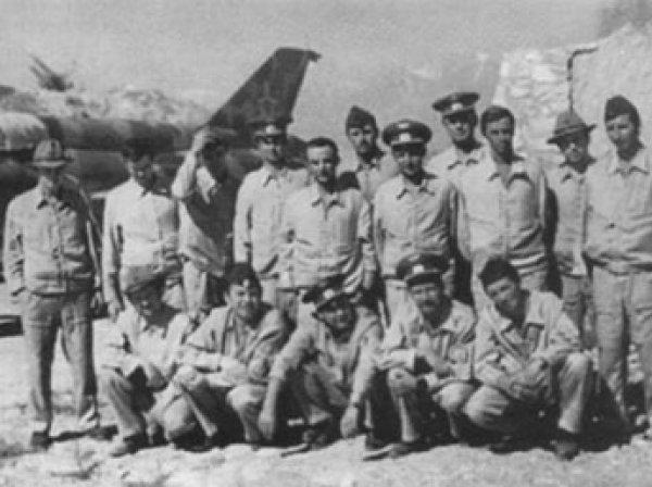 Найден живым пропавший в 1980-е годы в Афганистане советский летчик