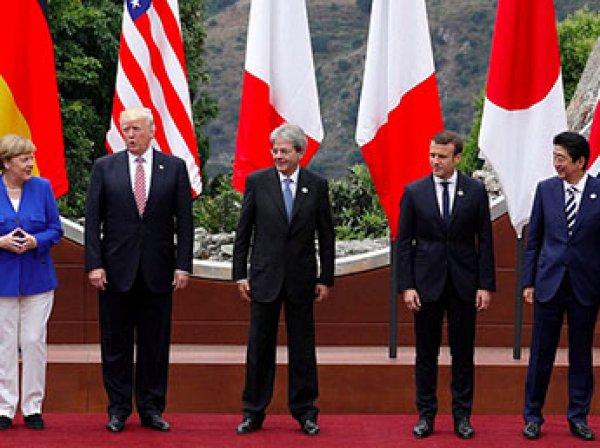 В Германии призвали вернуть Россию в G8
