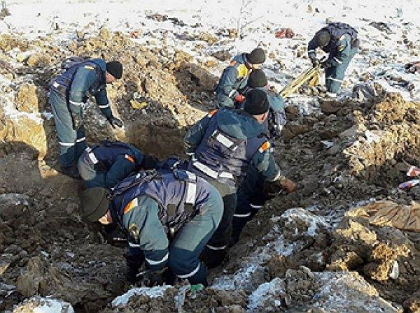 Названа причина крушения пассажирского самолета Ан-148