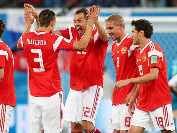 Пользователь Twitter предсказал победы России в группе на ЧМ за день до старта мундиаля