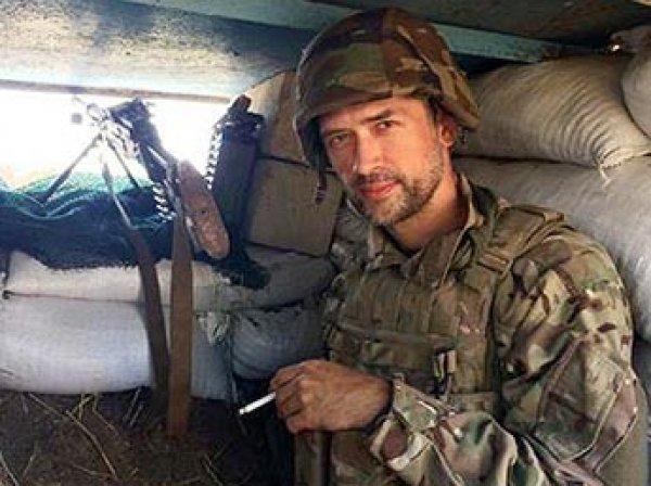 Актер Пашинин рассказал, с какой целью воюет на Донбассе