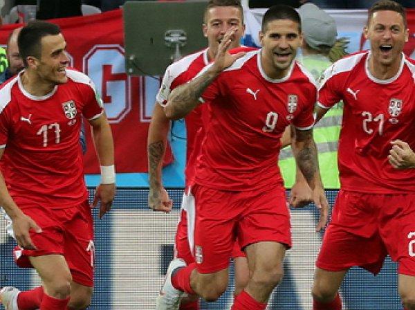 Сербия - Швейцария: счет 1:2, обзор матча от 22.06.2018, видео голов, результат (ВИДЕО)