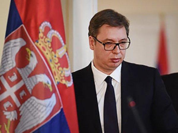 Президент Сербии объяснил, почему не признал Крым российским