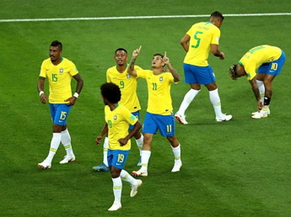 Сербия - Бразилия: обзор матча от 27.06.2018, видео голов, счет, результат матча (ВИДЕО)