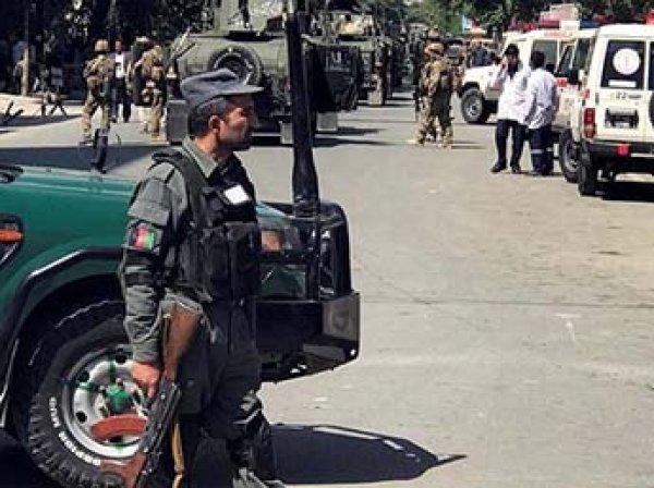Смертник устроил теракт у университета Кабула: погибли 14 человек