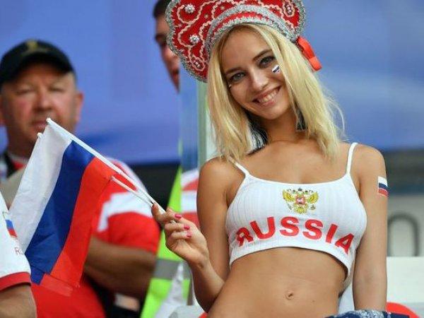 Друг самой красивой болельщицы из РФ раскрыл ее прошлое