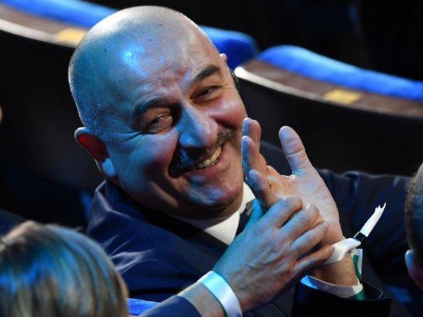 Черчесов ответил на вопрос об обидной песне Слепакова про Кадырова и сборную РФ