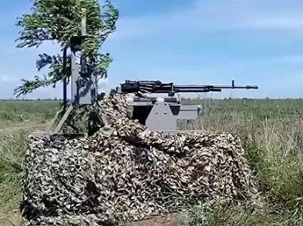 """Фото украинского боевого робота """"Охотник"""" высмеяли в Сети"""