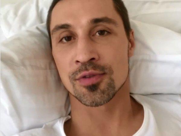 Билан рассказал о тяжелой болезни, опубликовав видео с больничной койки