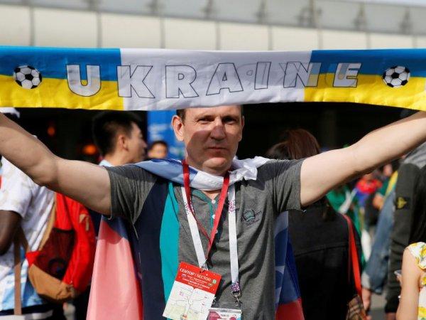Суд наказал украинского болельщика за выходку во время матча РФ и Саудовской Аравии
