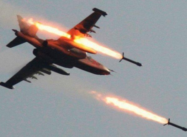 СМИ: Россия применила в Сирии авиацию и танки против «Хизбаллы»
