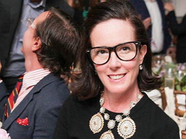 В нью-Йорке найдена мертвой дизайнер Кейт Спейд