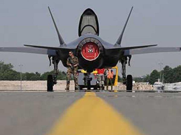 США заблокировали поставки истребителей F-35 Турции