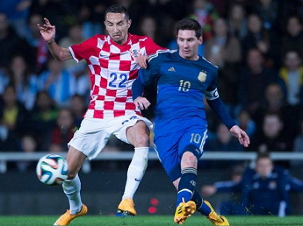 Хорватия вышла в плей-офф ЧМ-2018, разгромив Аргентину со счетом 3:0