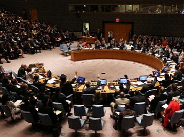 СБ ООН принял заявление по Украине