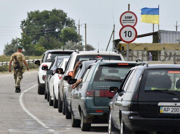СМИ: Украина откроет в России восемь визовых центров
