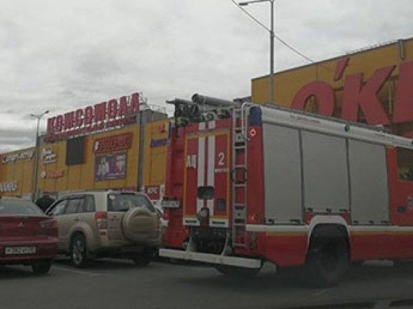 В ТЦ Иркутска после огненного шоу вспыхнул пожар, пострадали восемь детей