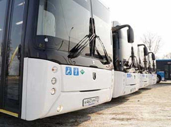 Минтранс предложил оборудовать весь общественный транспорт в России кондиционерами