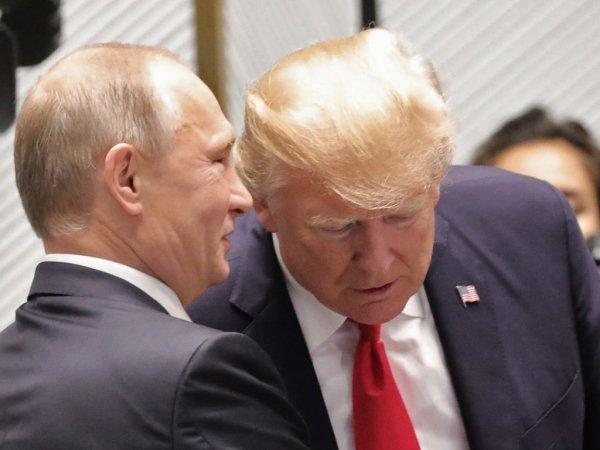 Путин прокомментировал предложение Трампа вернуть Россию в G8