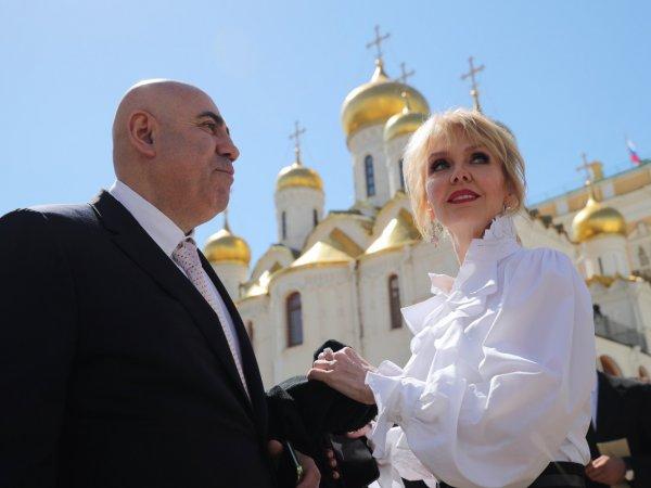 Валерия и Иосиф Пригожин обвенчались в церкви