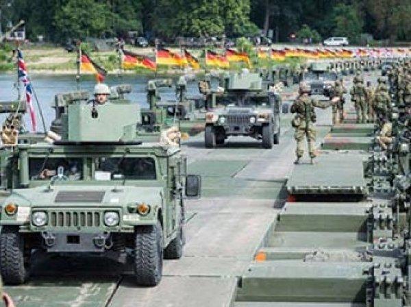 Эксперты: войска НАТО проиграют войну с Россией из-за плохих дорог